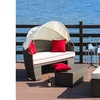 La Cabana Covered Daybed Sofa Set (3-Piece)