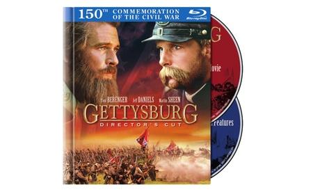 Gettysburg: Director's Cut (Blu-ray Book) 446792a5-f20f-4f34-9dc7-02b211bd4d44