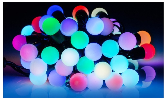 50LED Ball String Light Groupon