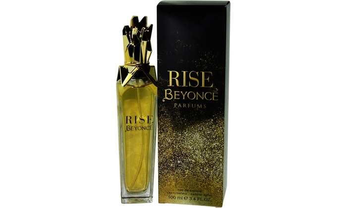 Beyonce Rise Eau De Parfum Spray 34 Oz Groupon