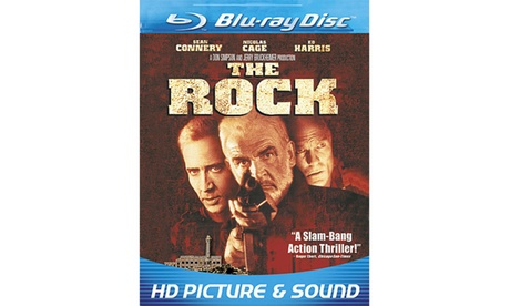 The Rock (Blu-ray) 94647119-3877-414c-a3d9-b30d504ef27a
