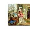 John Atkinson Grimshaw Summer Canvas Print