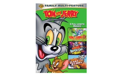 Tom and Jerry Movies 3-Pack (Repackage/DVD) bc322724-a1ea-456e-baf3-a7a528175f39