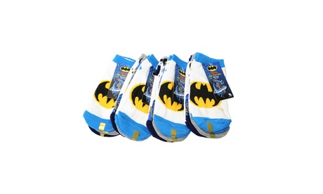 Children's Superhero Socks: Batman, Superman, Spider-man (3-Pack) d4b4aa9b-e685-4e7d-9396-53793410ee0f