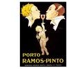 Porto Ramos Pinto' Canvas Rolled Art