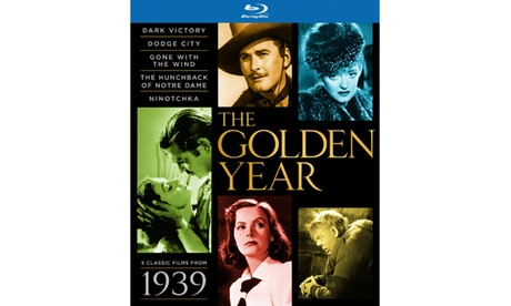 Golden Years Collection (1939) (Blu-ray) 68c8dccf-bc46-455e-b489-5d3a059e97a0