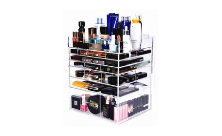 Vandue Cannes Luxury Handmade Acrylic 7 Tier Cosmetic/Makeup Organizer