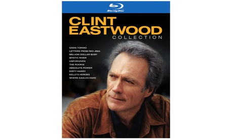 Clint Eastwood Collection (BD) (10 Pack) c0633996-6c42-42fe-a4c8-1f5bbbee1691