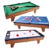 3 In 1 Multi Table Game Air Hockey Tennis Billiard Pool Table
