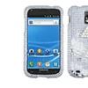 Insten White Bow Chain Premium 3D Case For Samsung T989 Galaxy S2