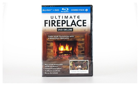 Ultimate Fireplace DVD Deluxe 5f7f489d-94f3-4ef2-8c00-bd27e03b4a9d