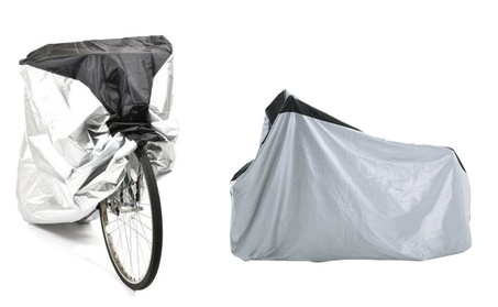 Waterproof Rain Cycling Dust Protector Bicycle Nylon Cover a8db2c57-e63a-4a3a-b865-d7968b2d6b6c