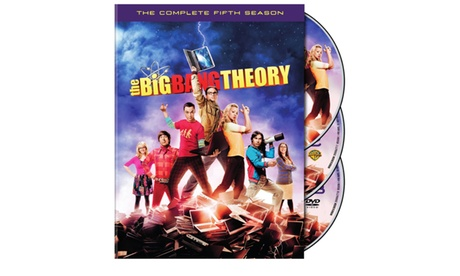 The Big Bang Theory: The Complete Fifth Season dc273886-8c2d-4b52-adb6-971d4c74154b