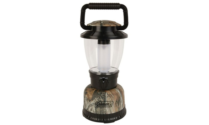 Coleman CPX 6 Rugged Realtree AP Camo Lantern