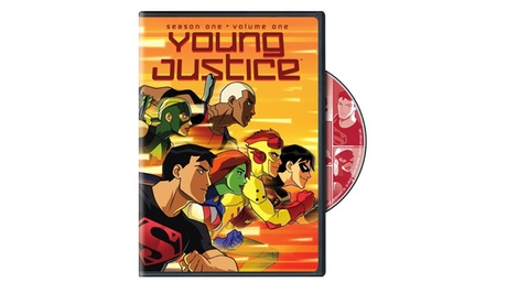 Young Justice: Season One Volume One 6802e806-1942-4e07-9bc5-d12f5cfcf2a3