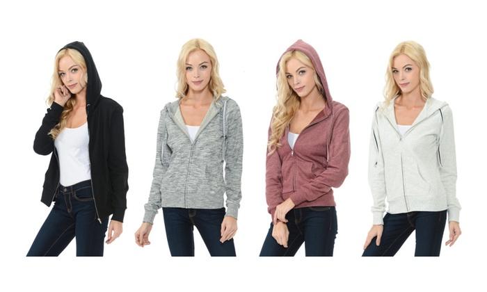 Hoodie Zip Up Jacket 2 Pack Deal