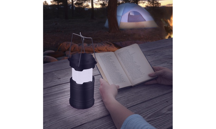 LED Lantern, Collapsible and Portable LED Outdoor Camping Lantern Flashlight