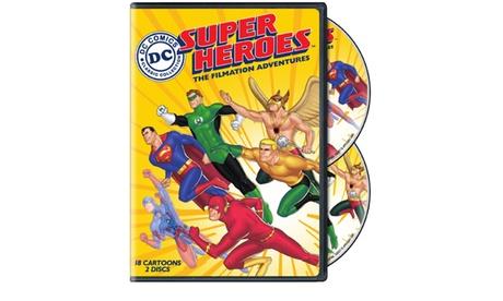 Filmation DC Comics (DVD) 2bcc5f0d-f5e0-48c2-b473-1dc4f0bf1f24