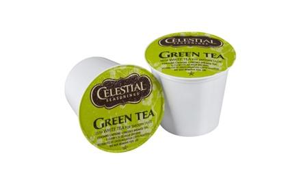 Green Tea K-Cups Keurig Brewed (72 k-cups)