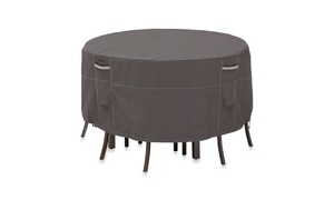 Classic Ravenna Patio Table & Chair Set Cover