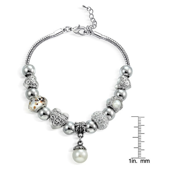 Grandma Pearl Bracelet Alert
