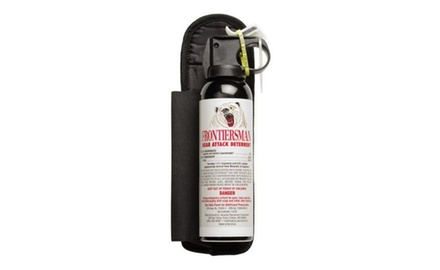 Sabre Frontiersman Bear Spray Attack Deterrent 7.9oz FBAD-04