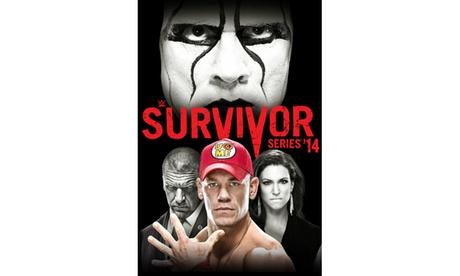 WWE: Survivor Series 2014 (DVD) 6a478c70-d87b-408b-822b-64a4b39ca1c3