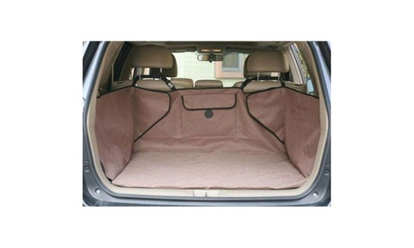 K Pet Products Quilted Cargo Car Cover 093f15fb-a8b8-4341-9aaa-ab74898e285d