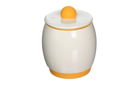 Egg-Tastic Egg Cooker Portable Design With Lid 8e94083b-4f37-4a3e-96cb-b9878f14271c