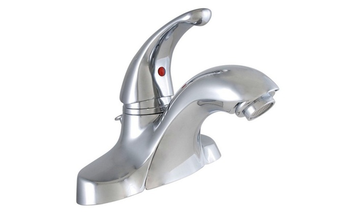 Faucet Lav 1h Chrome Groupon