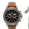 Brandt And Hoffman Priestley Chronograph Mens Watch Tan/Black