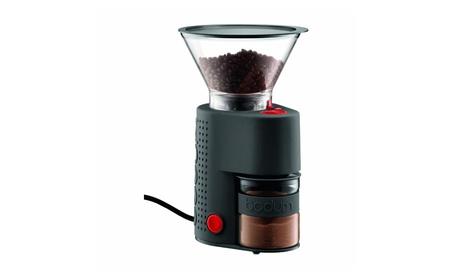 Bodum BISTRO Burr Grinder, Electronic Coffee Grinder photo