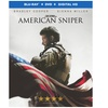 American Sniper  (Blu-ray   DVD   Digital HD UltraViolet Combo Pack)