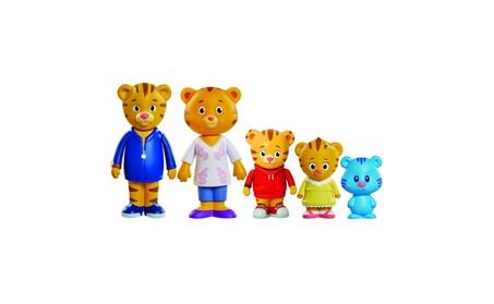 Daniel Tiger's Neighborhood Friends Family Figure (5 Pack) d7fa0979-31ed-4587-81a8-65bc256713a0