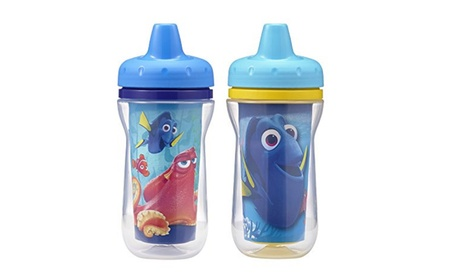 The First Years 2 Pack Disney/Pixar Finding Dory Insulated Sippy Cup ce007239-c19c-4015-a643-4a1d732caf23