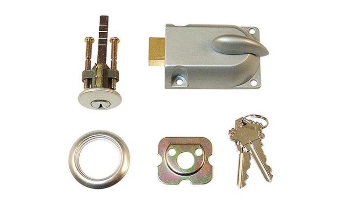 Center Lock W-key