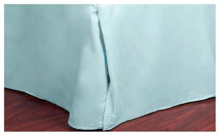 "1500 Series Microfiber Bed Skirt/ Ruffle Egyptian Quality 14"" Drop 7cc43822-2467-4b53-a087-b4cbf31e42df"