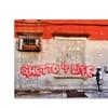 Banksy Ghetto For Life Canvas Print