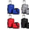"OLYMPIA USA ""LET'S TRAVEL!"" 2PC CARRY-ON LUGGAGE SET"
