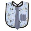 Trend Lab Dress Up Necktie Bib, Baby Barnyard