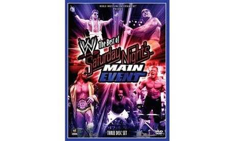 WWE: Best of Saturday Night's Main Event, The (3-Disc)(DVD) cf10414d-6e40-4226-8c19-62e1e1fa9bbd