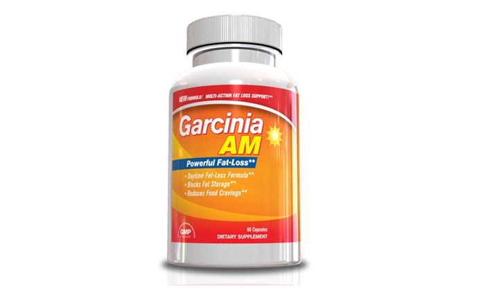 Buy It Now : Garcinia AM w/ Caffeine- Weight Loss and Appetite Suppressant Supplement, (Pack of 2)