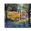 David Lloyd Glover Garden for Dreaming Canvas Print