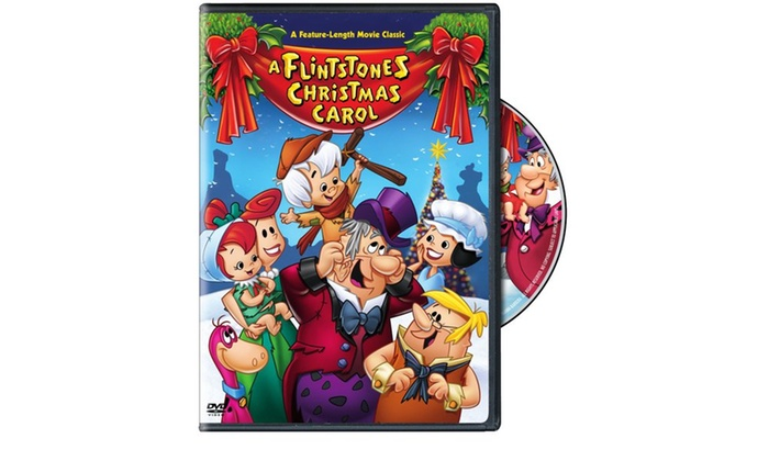 flintstones the a flintstones christmas carol dvd groupon