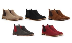 Gino Pheroni Calvin Men's Chelsea Boots
