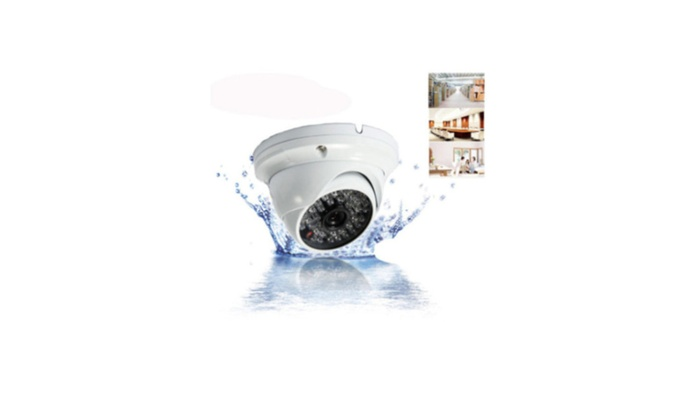 "Outdoor Waterproof Cctv Surveillance Camera 1/3"" Cmos 1000Tvl Hd Ir"