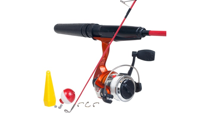 Child's Semi Pro Fishing Rod Set