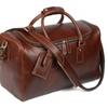 Leather Duffle Bag Travel Bags Designer Weekend Bag