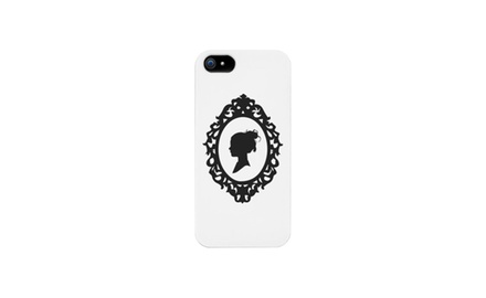 Cameo Silhouette Vintage Phone Case for iphone 4, iphone 5, iphone 5C, iphone 6, iphone 6 plus, Galaxy S4, Galaxy S5, HTC One M8, LG G3