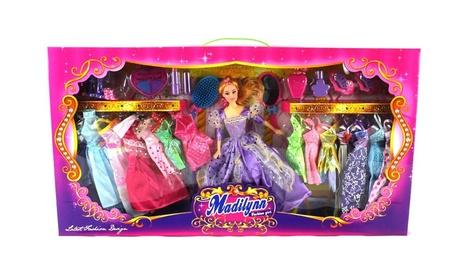 Beauty Princess Madilynn Toy Doll Playset b484f2c7-62f1-4599-8881-1beac466b2b3